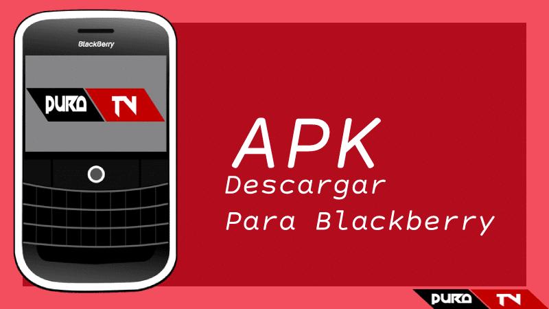 descargar puratv blackberry apk
