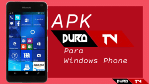 descargar puratv para windows phone
