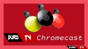 descargar pura tv chromecast instalar