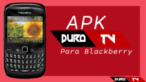 descargar pura tv para blackberry 2019