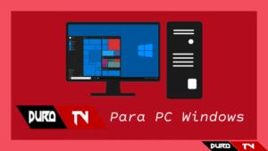 descargar instalar pura tv para pc windows exe