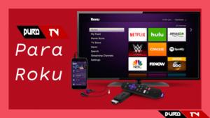 descargar pura tv para roku app conectar instalar