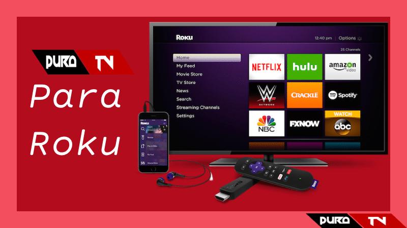 Pura TV para Roku apk 2020: Última versión gratis