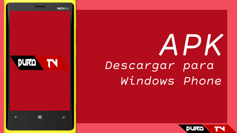 puratv para windows phone