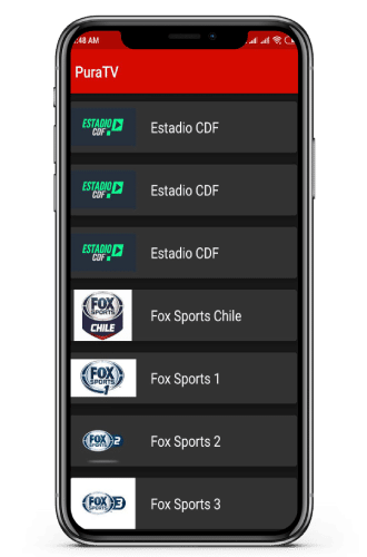 descargar pura tv para iphone ios